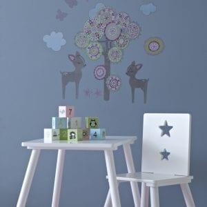 Barnmöbler Litet Bord Kids Concept Star