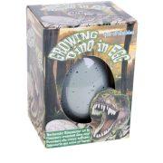 Dinosaurie som kläcks i vatten