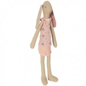 Maileg Medium Bunny Light Girl