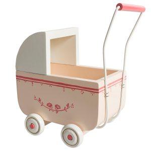 Handgjord dockvagn från Maileg Micro