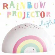 Projektor Rainbow_Lilla Stork