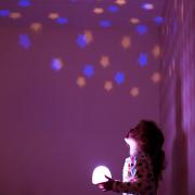 lampa projector rainbow4_LillaStork