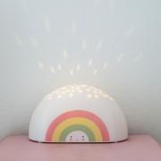 lampa projector rainbow_LillaStork