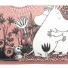 Plånbok Mumin Rosa Love Lilla Stork