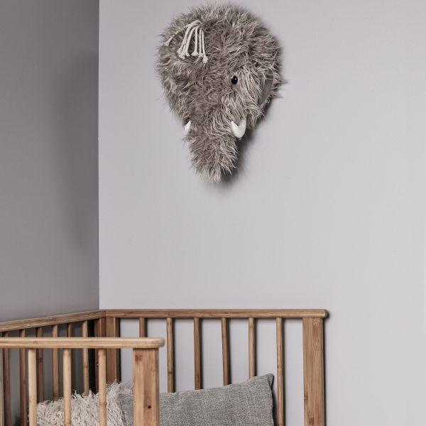 Väggdekoration Mammut Neo Kids Concept