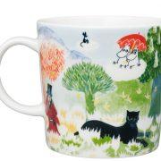 Mumindalen Akvarell – BEGRaNSAD UPPLAGAl 2 Lilla Stork
