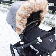 Fuskpälskrage till Barnvagnen
