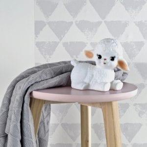 Lilla Lammet Nattlampa lillastork.se