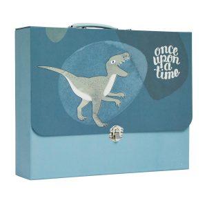 Teckningsmapp Dinosaurie