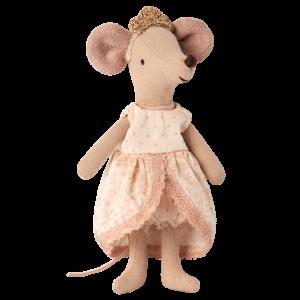 Prinsessklänning Micro och Storasyster Mus