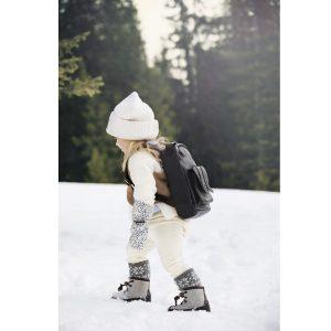 Ryggsäck Mini i Läder, Elodie Details
