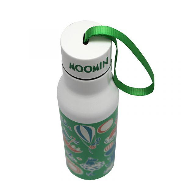 Mumin Termos, Flaska Tove 100 - Grön