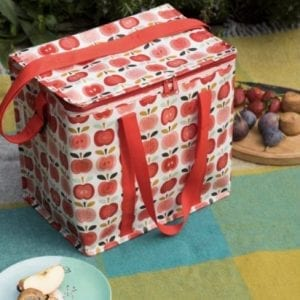 Picknickväska - VIntage Apple