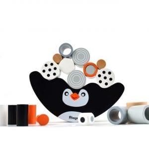 Balansspel i Trä, Pingvin