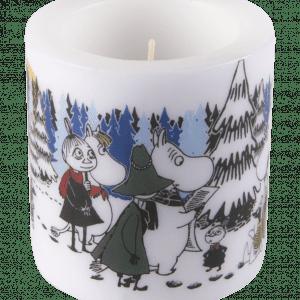 Muminljus Winter Forest