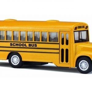 Klassisk Amerikansk Skolbuss