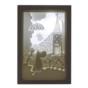 Mumin Ljuslåda, Paraply