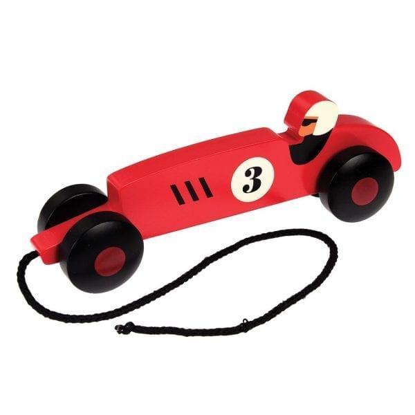 Racerbil Klassisk Dragleksak