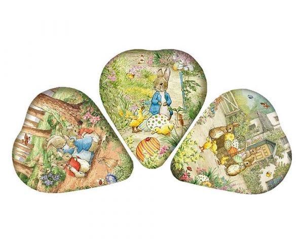 Påskägg Beatrix Potter Hjärta