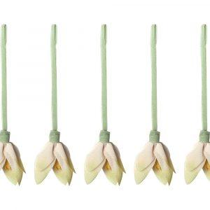 Påskpynt Hängande Blomsterknoppar 5 st