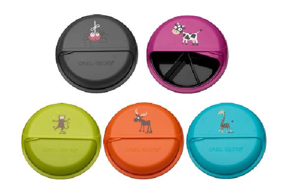 SnackDISC™ - Snackslåda