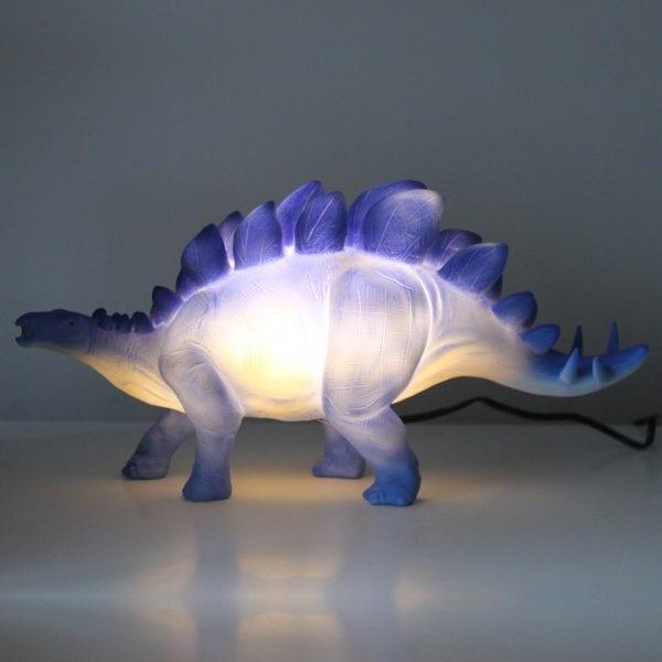 Dinosaurielampa Stegasaurus