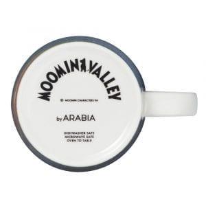 Arabia Muminmuggar - Moominvalley - 4-pack lillastork.se