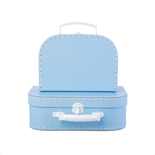 Sött väskset 2pack - Pastellfärger Blå
