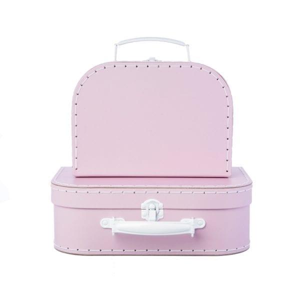 Sött väskset 2pack - Pastellfärger Rosa