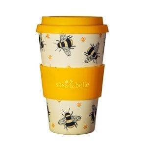 Take-Away Mugg - Busy Bees