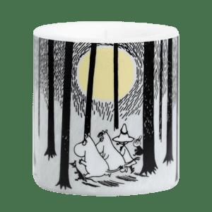 Muminljus In the Woods, 8 cm