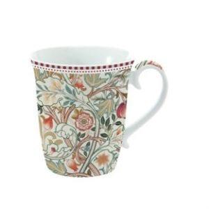 Porslinsmugg William Morris, Mary Isobel - I Fin Presentask