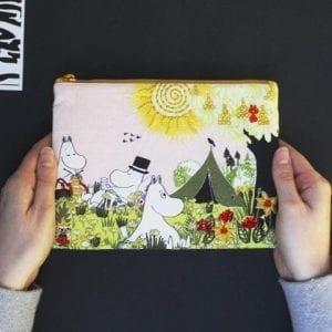 Mumin Nessesär-Väska, Camping