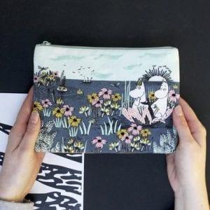 Mumin Nessesär-Väska, Lotus